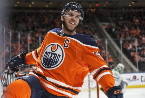 'Not that sacred': Should Connor McDavid have dibs on No. 97?