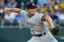 Yankees recall Chance Adams, wait on Gleyber Torres results