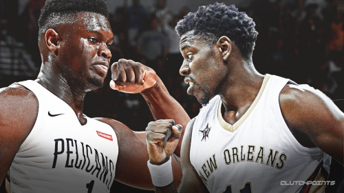 Pelicans' Jrue Holiday thinks Zion Williamson can carry the burden of high expectations