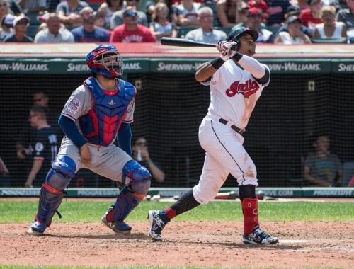Jose Ramirez's 2-run homer sours Ariel Jurado's strong start as Rangers lose double-header opener to Indians