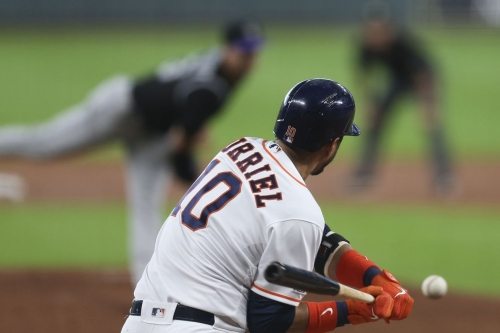 Astros obliterated the Rockies. Mountains crumble 14-3