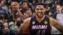 Udonis Haslem explains decision to return to Miami for 17th season