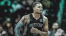 Hornets' Miles Bridges eyeing playoffs in bid to prove doubters wrong