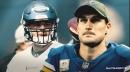 Vikings QB Kirk Cousins complains about Garrett Bradbury's sweating