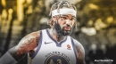 Video: Warriors' Willie Cauley-Stein practicing corner 3-pointers, claims he attempted 500 triples