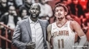 Hawks HC Lloyd Pierce wants Trae Young to be a 'dual threat'