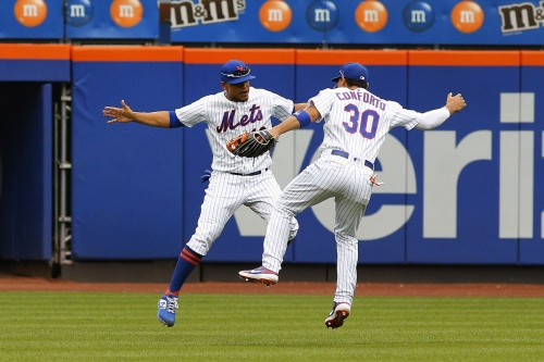 Mets complete sweep of Marlins behind Matz, four home runs