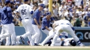 The Sports Report: Dodgers walk off with another win