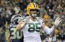 """Thursday Cheese Curds: Robert Tonyan learning from """"big brothers"""" Jimmy Graham, Marcedes Lewis"""