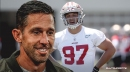 49ers coach Kyle Shanahan fires back at idea that Nick Bosa is injury prone