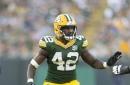 Packers linebacker Oren Burks leaves preseason opener with injury