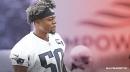 Patriots rookie N'Keal Harry leaves preseason debut with an injury