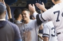 Yankees' offense continues dominant run with 12-6 victory over Blue Jays