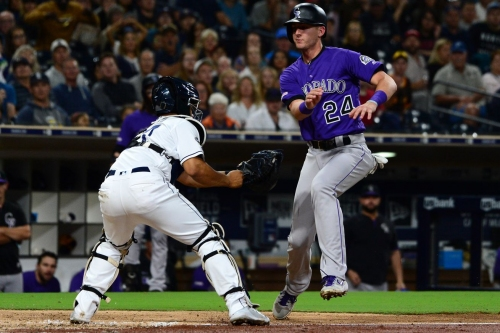 Padres 9, Rockies 3: Rockies miscues gift victory to the Padres