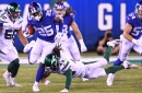 Giants' CB Corey Ballentine had a breakout night against the Jets
