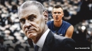 Rick Carlisle says Kristaps Porzingis is 'one of his favorite young players ever'