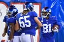 Giants practice report, 8/11: Baker's injury, Eli Manning's good day, more