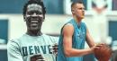 Nuggets' Bol Bol says his game is similar to Mavs' Kristaps Porzingis