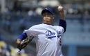 Hyun-Jin Ryu comes off injured list with impeccable performance in Dodgers' win