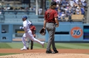 Diamondbacks crumble against Dodgers in Sunday rubber match