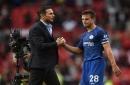 Manchester United vs Chelsea: Cesar Azpilicueta defends Tammy Abraham and Mason Mount after Jose Mourinho criticism