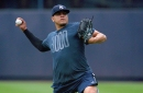 Yankees' Dellin Betances says first bullpen session went 'better than expected'