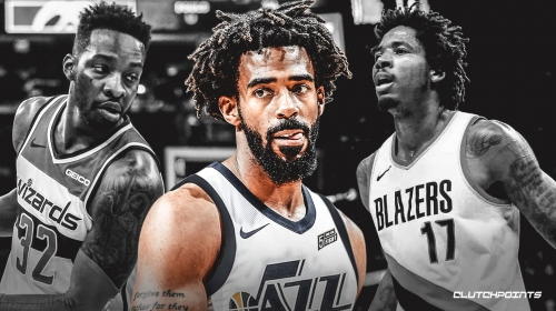 Jazz news: Mike Conley 'humbled' to hear Jeff Green, Ed Davis signed with Utah because of him
