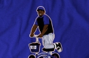 There's a Dominic Smith scooter t-shirt