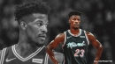 Jimmy Butler returns to Philadelphia to face Sixers on Nov. 23