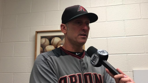 D-Backs manager Torey Lovullo on comeback win over Rockies
