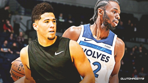 Former NBA GM suggests Devin Booker, Andrew Wiggins could be traded in the future