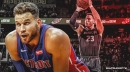 Blake Griffin: Where does the Pistons star rank among active power forwards?
