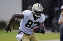 TE Jared Cook not taking Saints' prolific scheme for granted