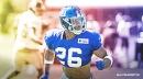 Giants star Saquon Barkley will stay 'locked in' despite lack of preseason touches