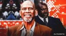 Lakers news: Kareem Abdul-Jabbar reacts to Shaquille O'Neal saying he would put Abdul-Jabbar over himself when ranking best Lakers centers