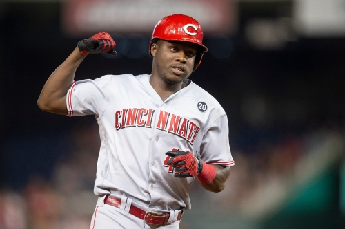 Paul Daugherty: Johnny Bench breaks down record-breaking Reds rookie Aristides Aquino