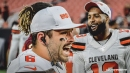 Browns' Baker Mayfield says people forget how good Odell Beckham Jr. is
