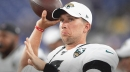 Jaguars' Nick Foles likely won't play against the Eagles