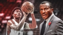 Dwane Casey sees Wizards' Rui Hachimura 'developing his game to move out to the 3-point line'