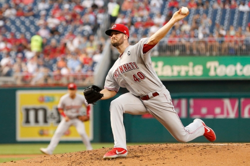 Cincinnati Reds lose their 3rd consecutive game as bats go quiet in loss to Washington Nationals