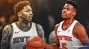 Elfrid Payton's dad thinks his son can start alongside Dennis Smith Jr. with the Knicks