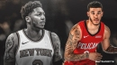 Knicks guard Elfrid Payton's father thinks there could have been conflict with Lonzo Ball had he stayed with Pelicans