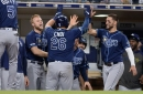 Rays 7, Padres 5: Nine consecutive road wins