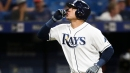 Rays, Avisail Garcia hoping oblique pain is not a strain