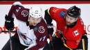 Injury to Juuso Valimaki changes Flames' plans for T.J. Brodie