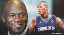 Terry Rozier thought he was going to Knicks or Suns before Hornets' Michael Jordan made offer