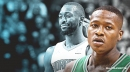 Terry Rozier says there will be pressure upon replacing All-NBA PG Kemba Walker
