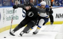 Detroit Red Wings get forward Adam Erne from Tampa for draft pick