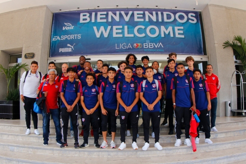 FC Dallas U17s to take part in 2019 Liga MX Sub International Tournament