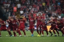 Liverpool vs Chelsea: Super Cup joy for Jurgen Klopp as Adrian clinches penalty shootout glory